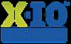 X IOtechnologies white block