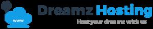 dreamz hosting logo horizontal