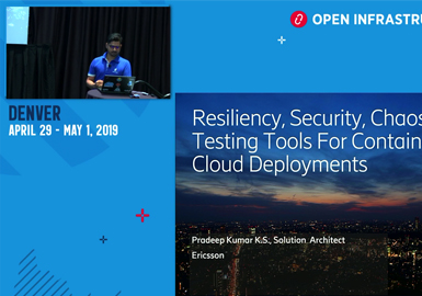 Evaluating resiliency, security & chaos testing tools for containerized OpenStack deployment