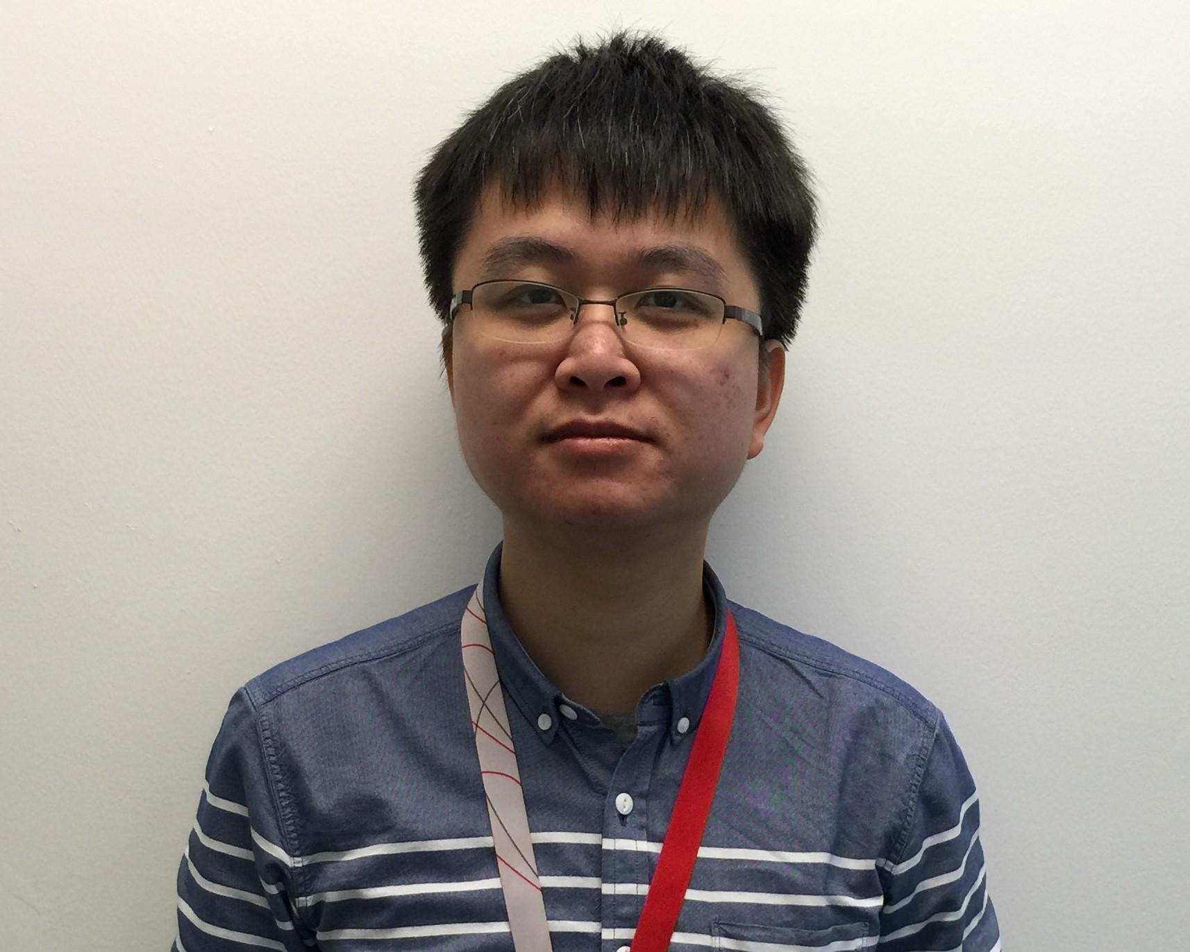 Hongbin Lu