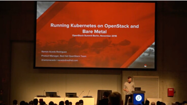 Running Kubernetes on OpenStack and Bare Metal